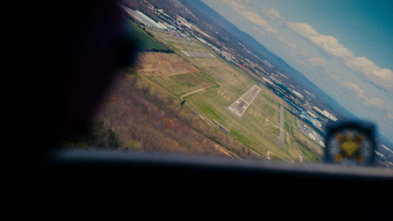 Britt's Crosswind Landing