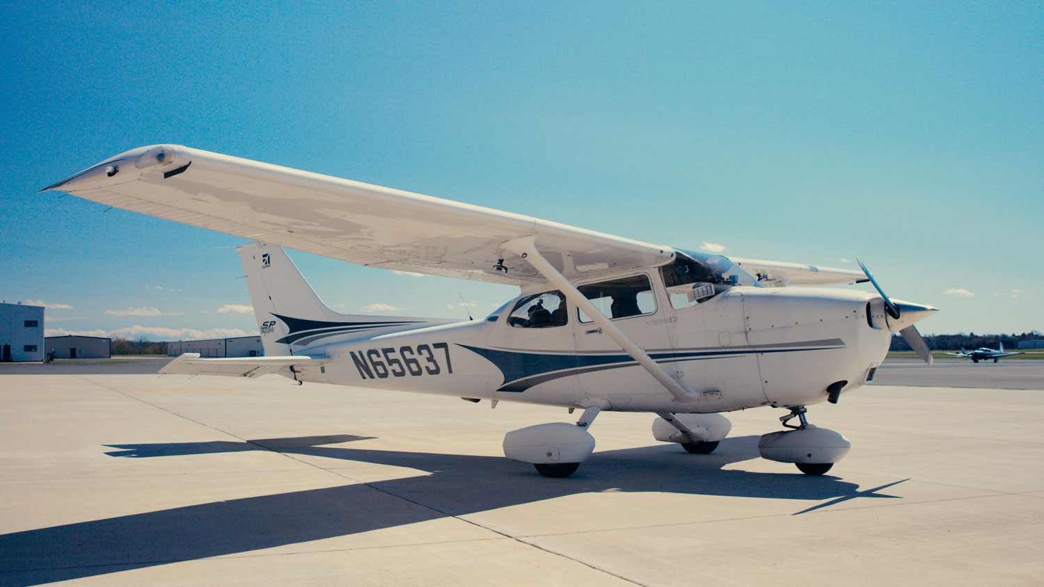 Cessna 172 at Aviation Adventures