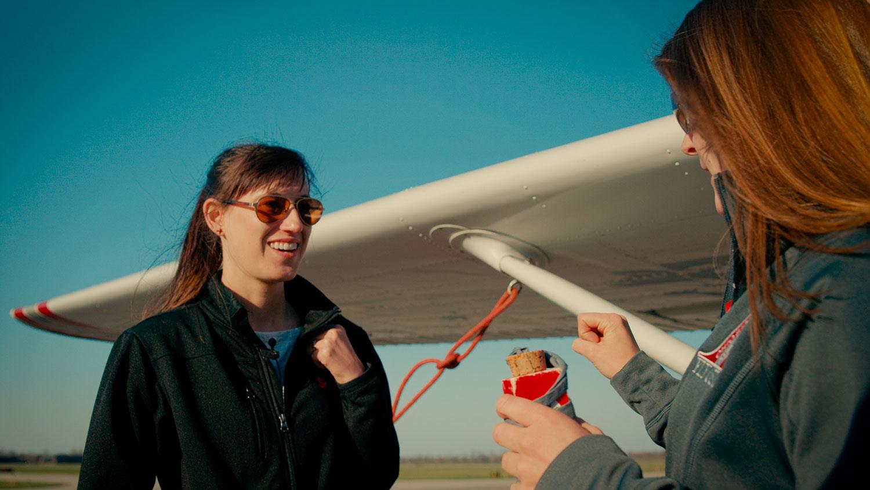 Britt talks Flight Team with Allison