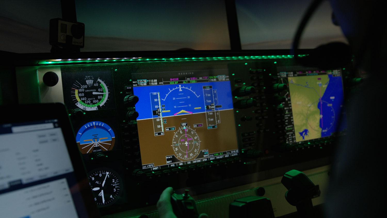 Redbird G1000 Simulator